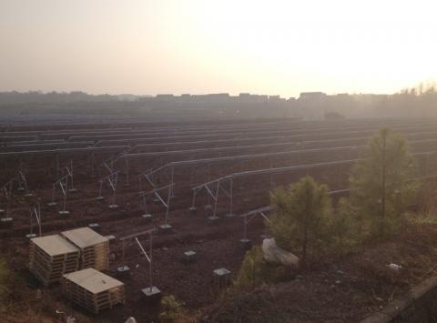 浙江衢州农光互补200MW项目