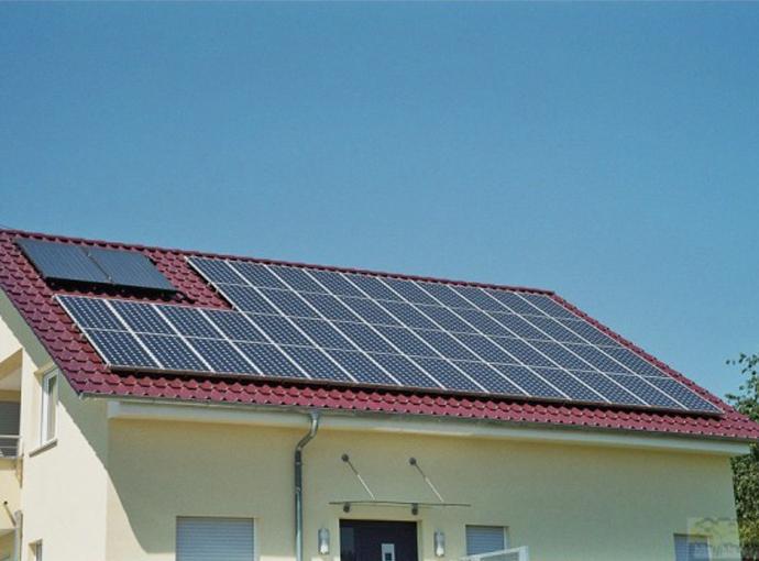 太阳能家用并网发电系统(JRB-3000)