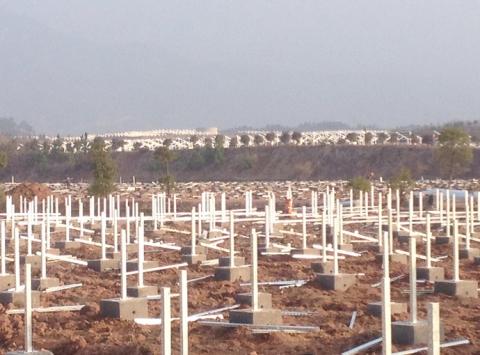 农业太阳能光伏支架系统