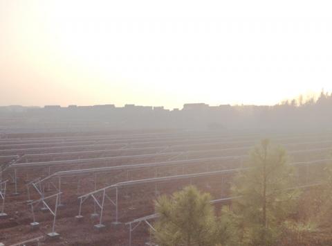 农业光伏支架系统